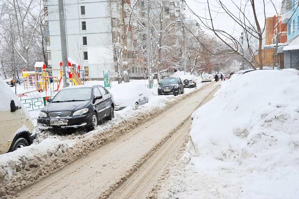 В Украине катаклизм, вызванный резкими скачками погоды