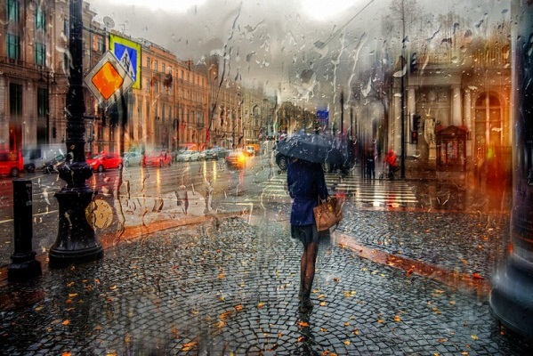 В первый день зимы в Украине тепло и дождливо