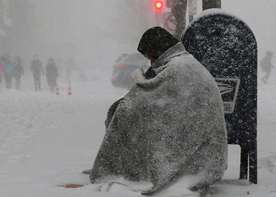 Аномальные холода в Северной Америке: погибли люди