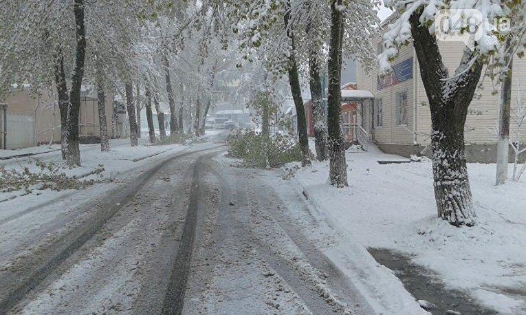 В Украине ожидаются сильные снегопады и метели