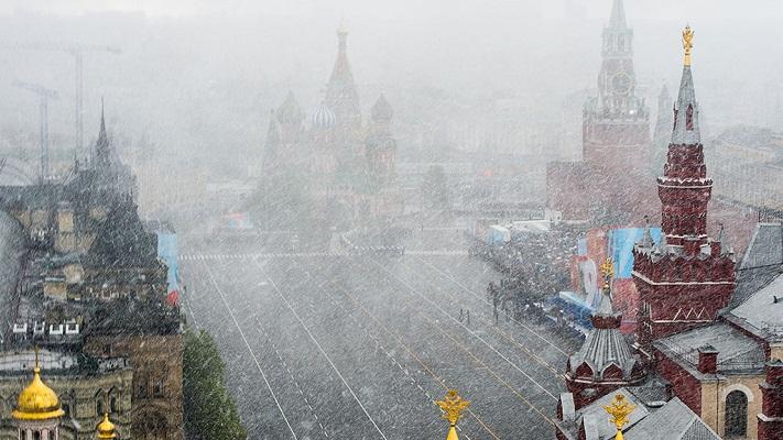 Когда в Москве наступит весна, не знают даже синоптики