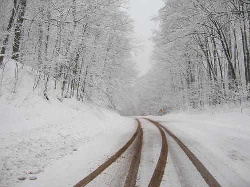 Завтра температура в Украине: -25 градусов