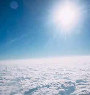 Николаев  - нет ветра, очень солнечно
