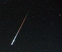 Метеоритний дощ у Києві 12-13 серпня