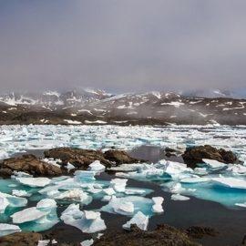 Танення льодів в Гренландії відбувається з великою швидкістю