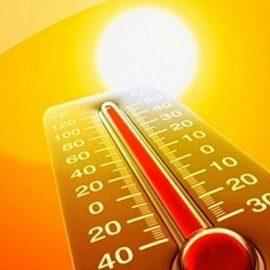 Спека в Україні