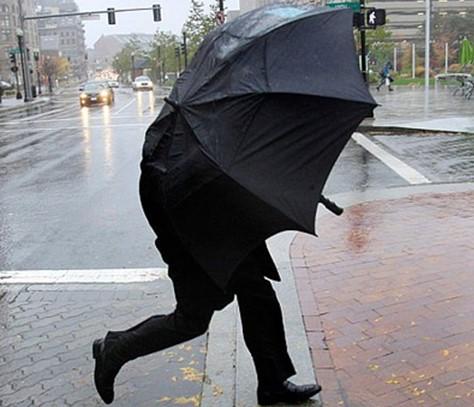 В Украине дожди и похолодание