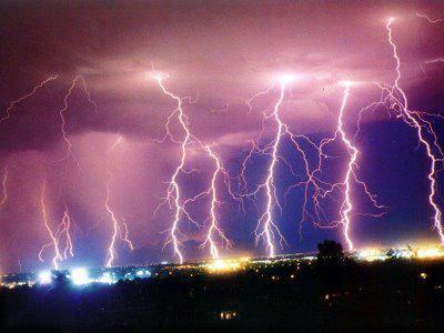аномальные погодные явления