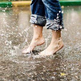 В Украину возвращаются дожди и грозы