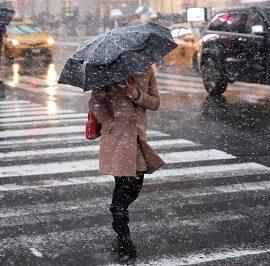 В конце недели в Украине ожидается похолодание