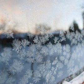 На выходных морозы усилятся