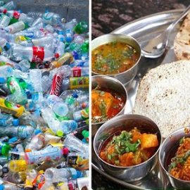 Еда за мусор в Индии – Garbage Cafe