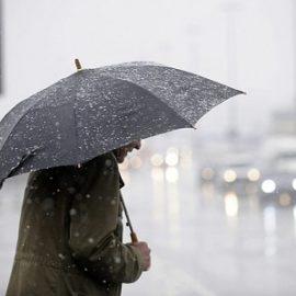 На этой неделе погода будет неустойчивой
