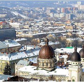 Погода у Львові на тиждень: весняне тепло і дощі