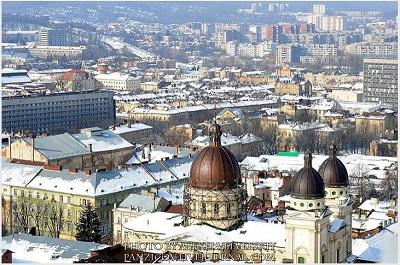 Погода у Львові на тиждень