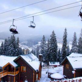 Погода в Буковелі на місяць – після локдауну сприятиме зимовому відпочинку на лижах