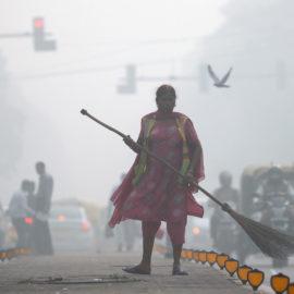 Рейтинг найбільш забруднених столиць світу: в Києві загрозлива ситуація