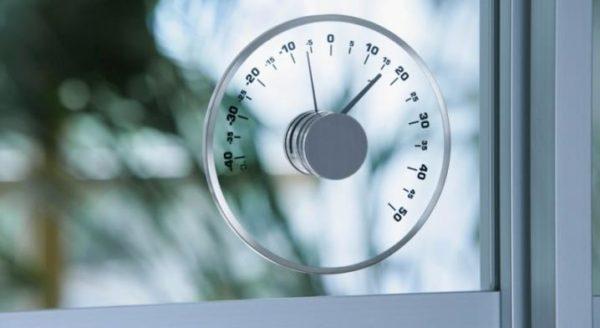 биметаллического термометра