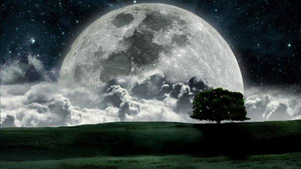 Как луна влияет на погоду