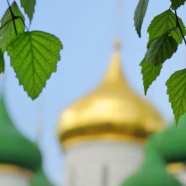 Погода на Троицу – выходные в Украине