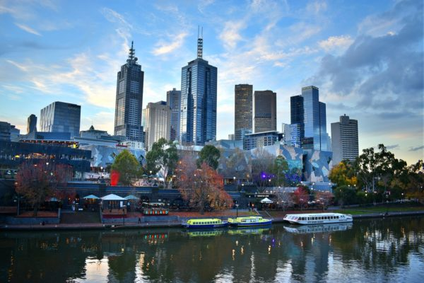 Мельбурн - город контрастов