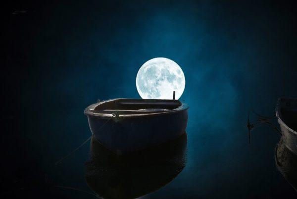 Лунный календарь для рыбака на октябрь 2021 г.