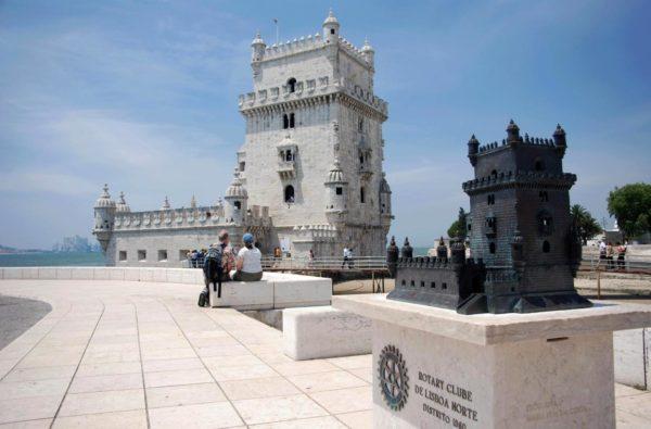 Торре Де Белем, Португалия