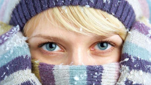 Как справиться с аллергией на холод